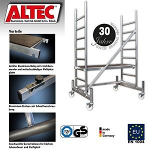 ALTEC Rollfix 300 Kleingerüst